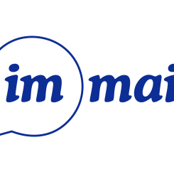 imMail Logo Outline